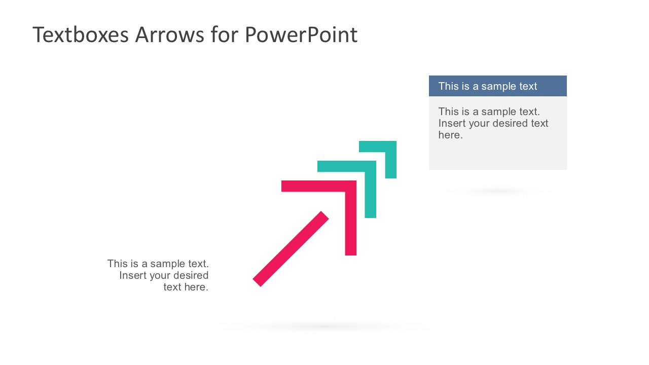 Textboxes and arrows for powerpoint slidemodel editable textboxes with arrows for powerpoint toneelgroepblik Choice Image