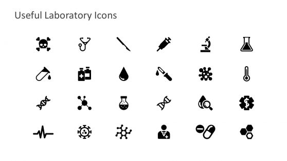 Useful Icons for Laboratory Experimentation