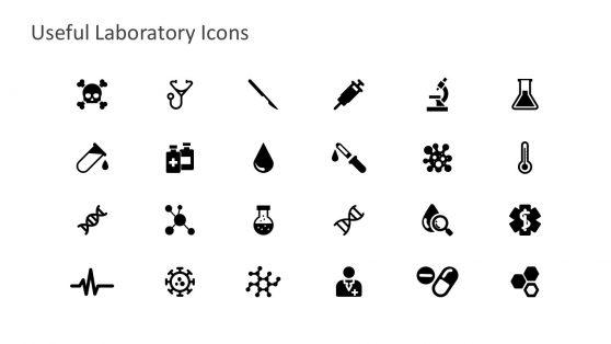 Useful Icons for Laboratory Experimentation