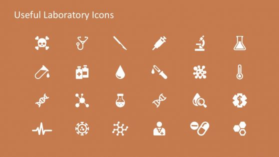 Useful Icons In Medicine and Science