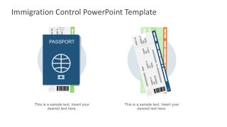 High-Quality Passport Images for PowerPoint