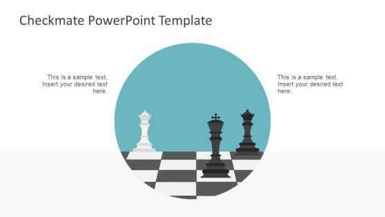 Focus View of Checkmate Metaphor Template