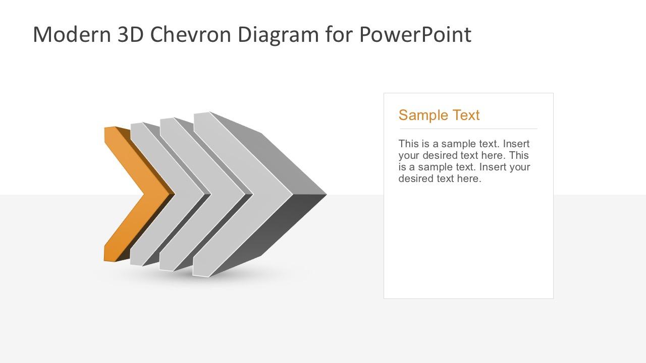 4 Step Editable PowerPoint Templates