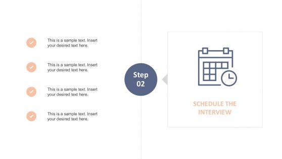 Elicitation Interview Checklist for PowerPoint