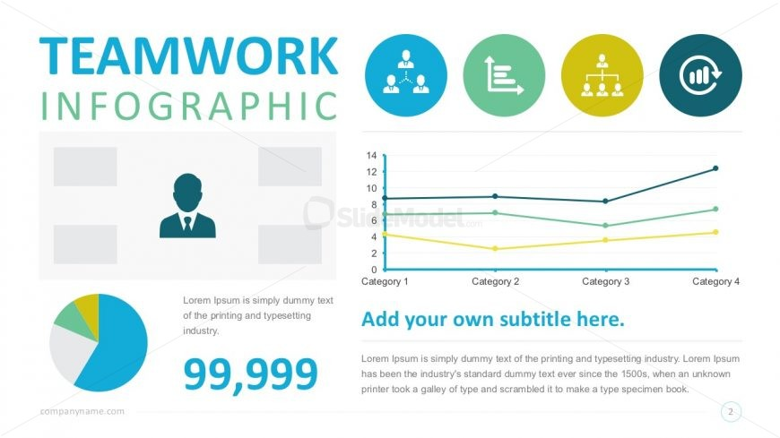 Teamwork Infographic Elements for PowerPoint