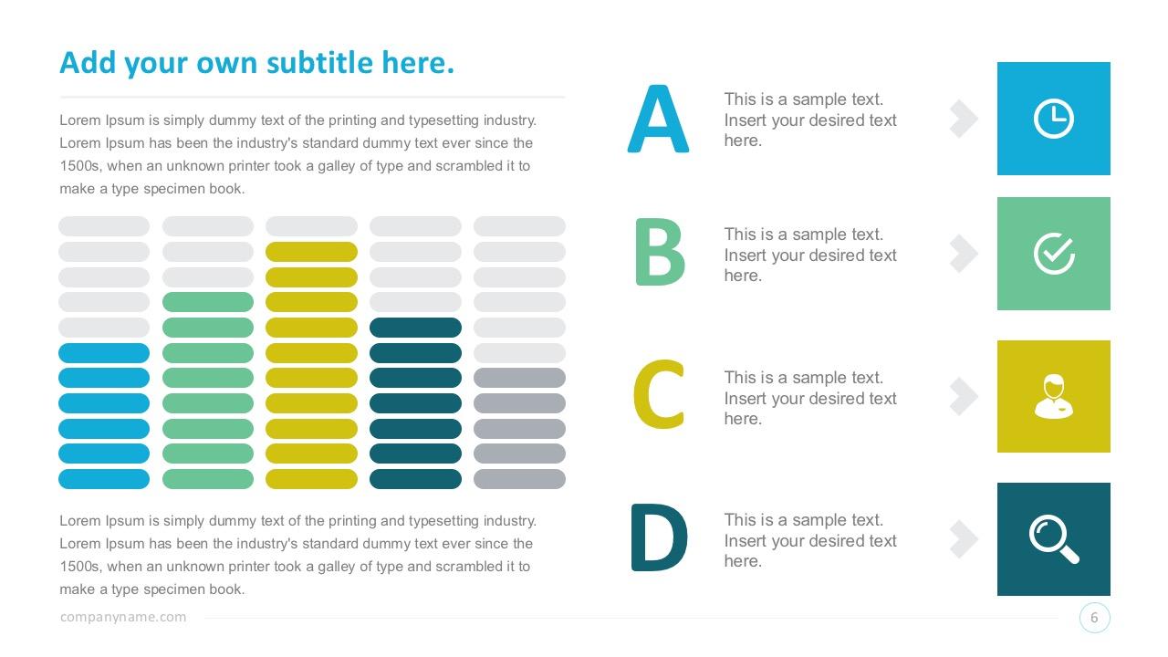 Charts and Infographics Presentation Slides