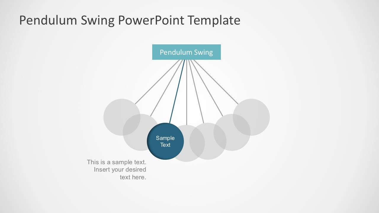 Simple Animated Pendulum Diagram