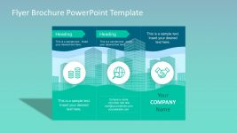 Digital Brochure PowerPoint Templates