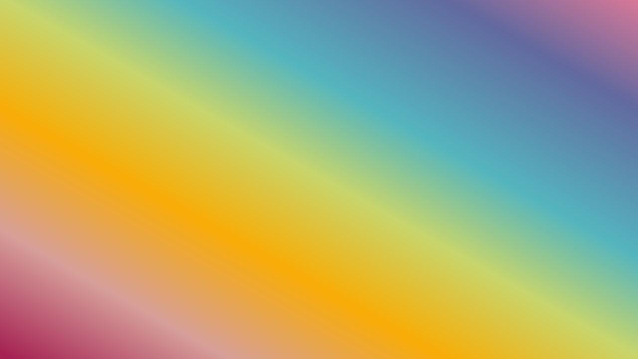 Six Color Gradient Sample Slide