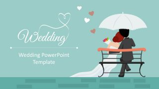 Editable Wedding Slides Template