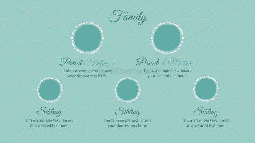 Bridal Invitaion Slides Templates