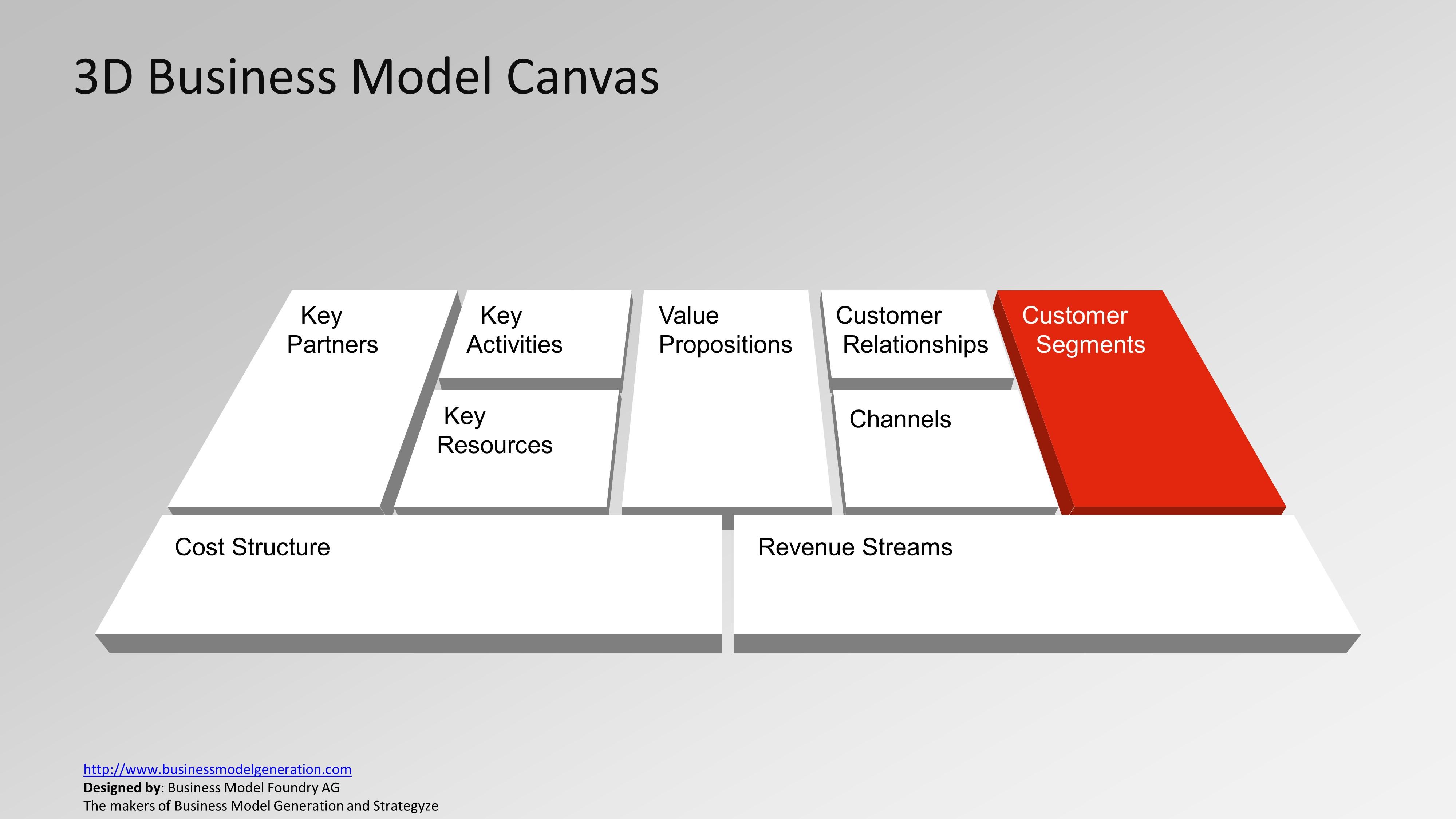 Customer Segment and Customer Type Slide