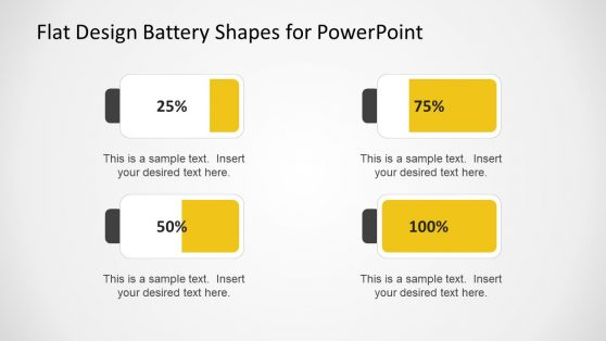 Remaining Battery Time Slide