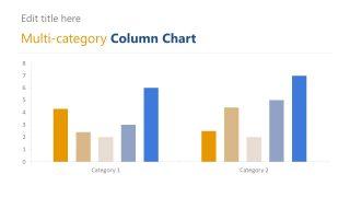 Multi Category Column Slide