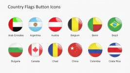 Country Flags Clipart PowerPoint