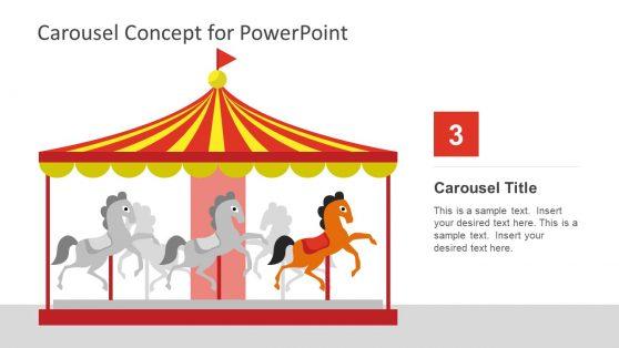 Carousel Circus PowerPoint Presentation