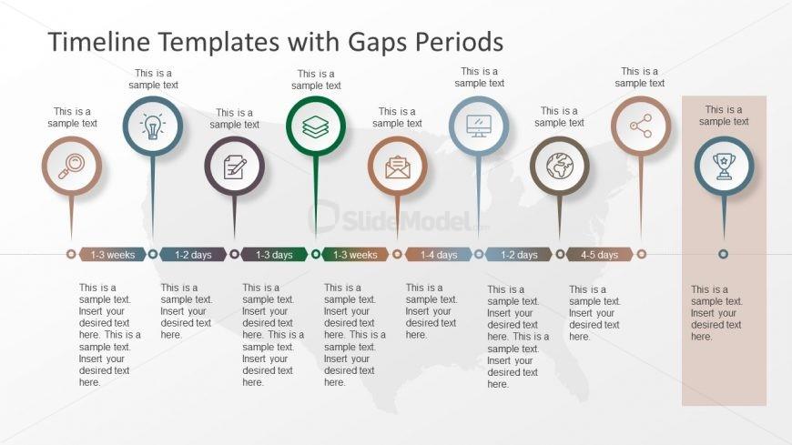 Project Timeline Template Powerpoint Slidemodel