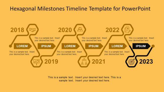 Cool Timeline Template Presentation