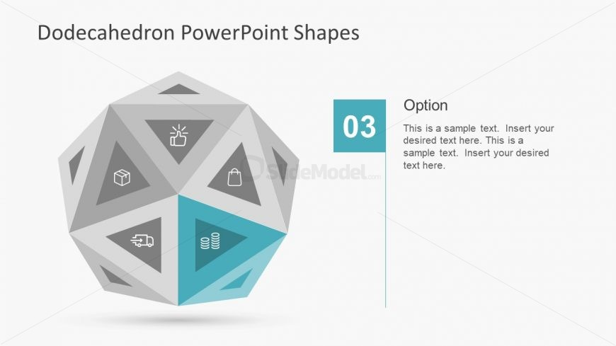 3D Effect of Diagram Presentation