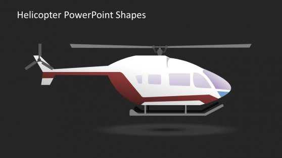 Chopper Mount Shape Template