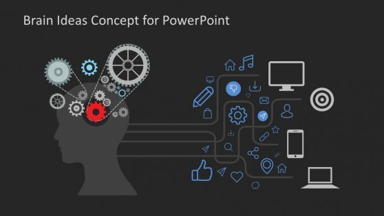 Editable PowerPoint of Mind and Technology