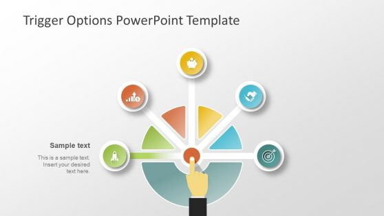 Trigger Options Decision Diagram for PowerPoint
