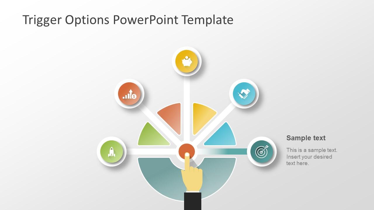 Multi Option Business Professional Diagram