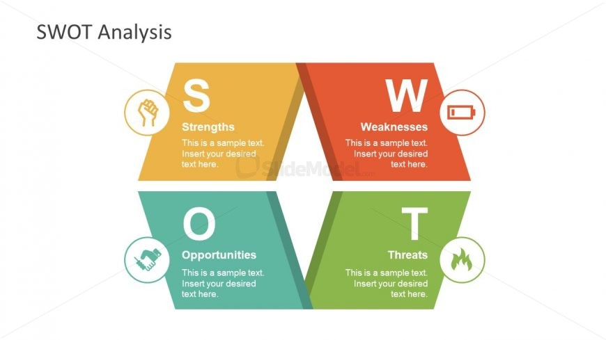 Swot Template For Industry Analysis  Slidemodel