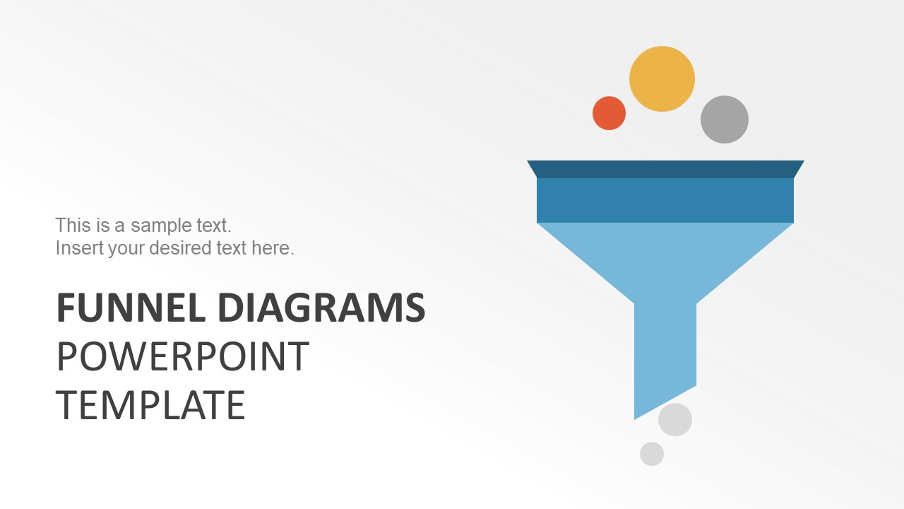 marketing funnel diagrams powerpoint template slidemodel