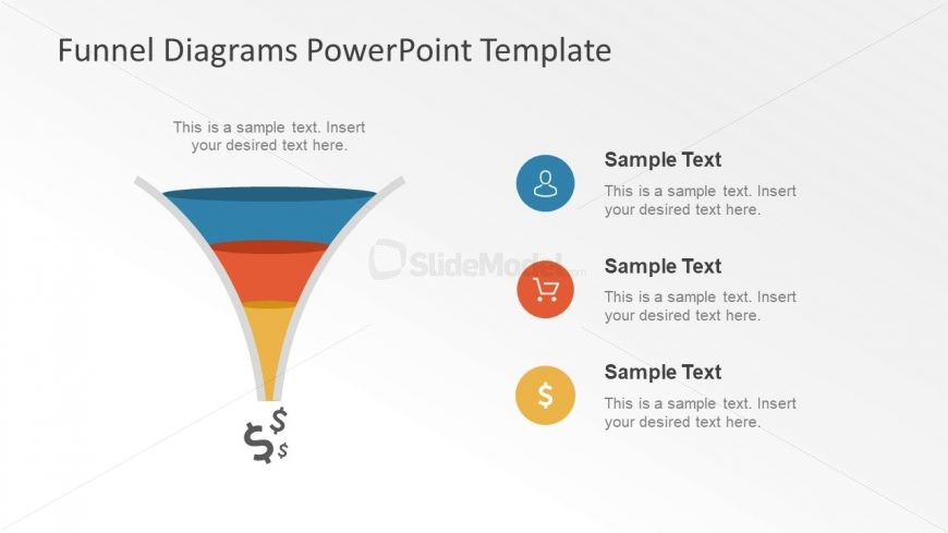 Tube Style Diagram of PowerPoint