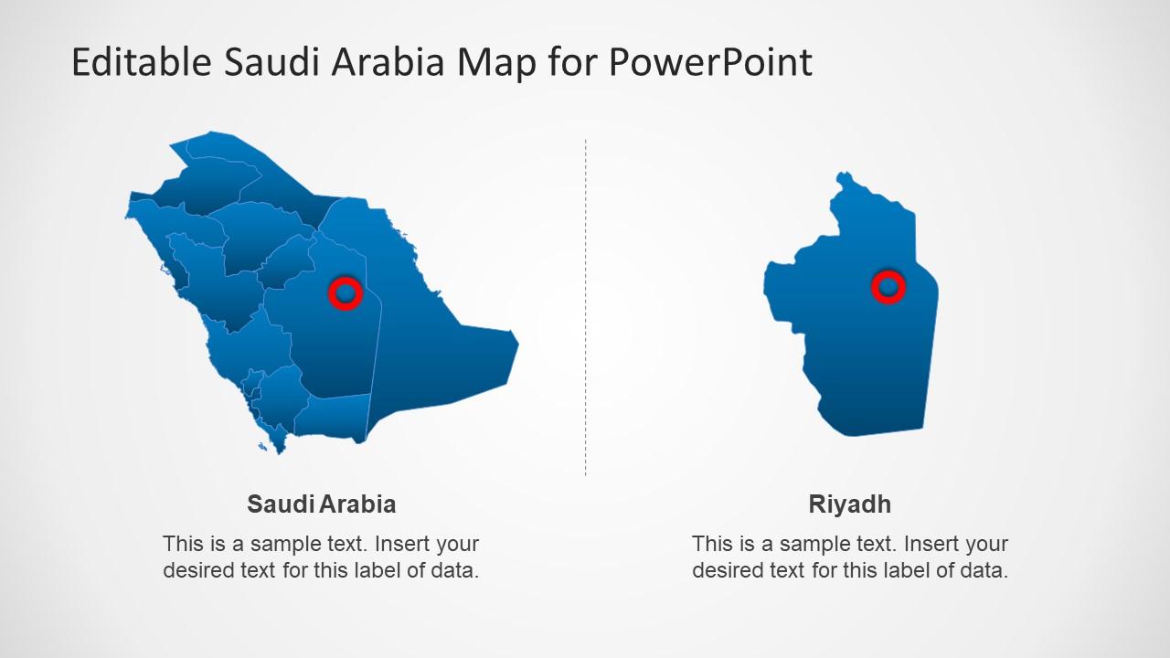 Highlight Capital of Saudi Arabia Presentation