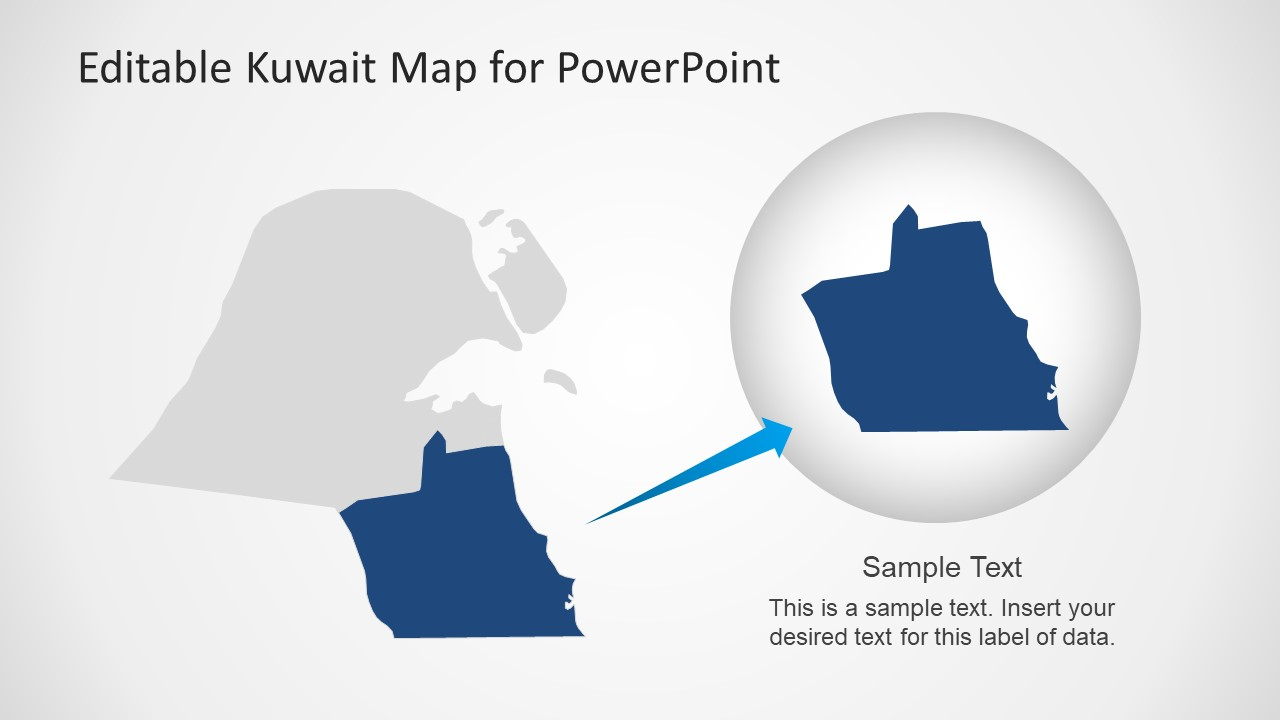 Editable Properties of PowerPoint for Maps