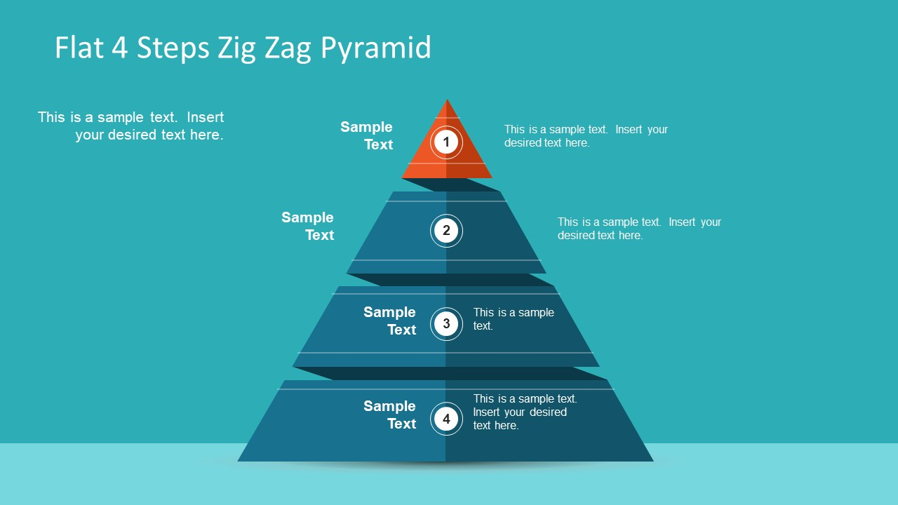 Pyramid Diagram PowerPoint Design