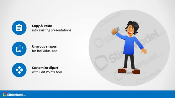 Presentation Layout of Juan Cartoon