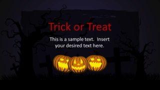 Pumpkin Carving Ideas Trick or Treat