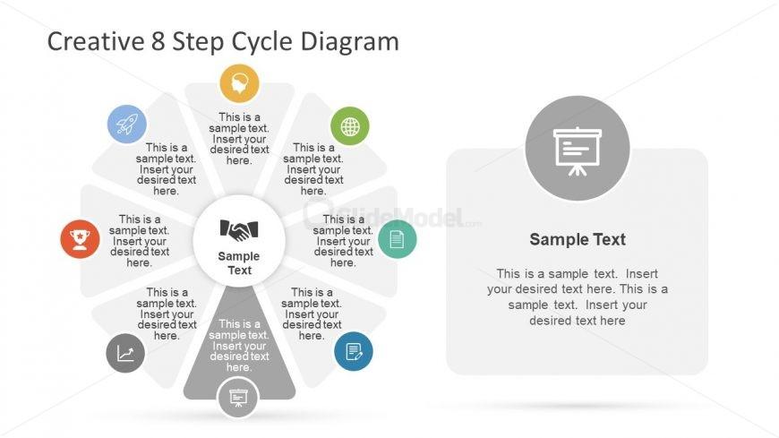 Template Slideshow for Strategic Presentations