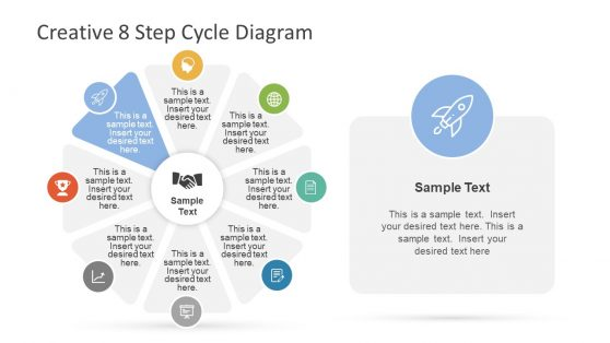 Success with 8 Step PowerPoint Diagram