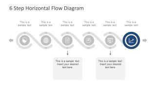 Trend Analysis Slide of Process Diagram