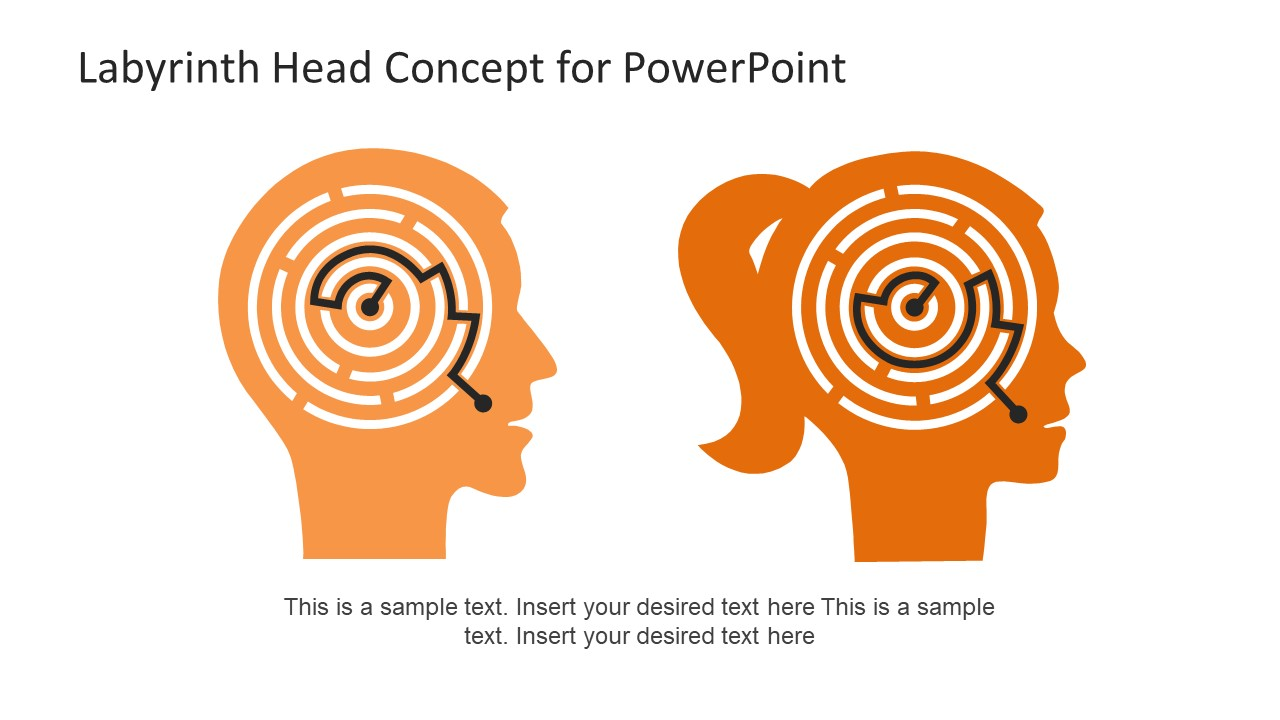 Brain Processing Template Male and Female