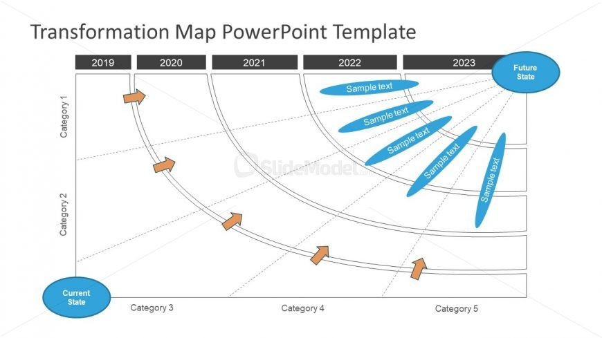 customizable us map for powerpoint