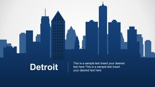 Detroit PowerPoint Template