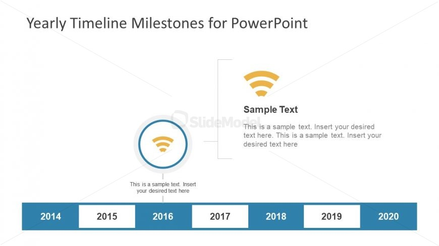 Slide of WiFi for Project Timeline