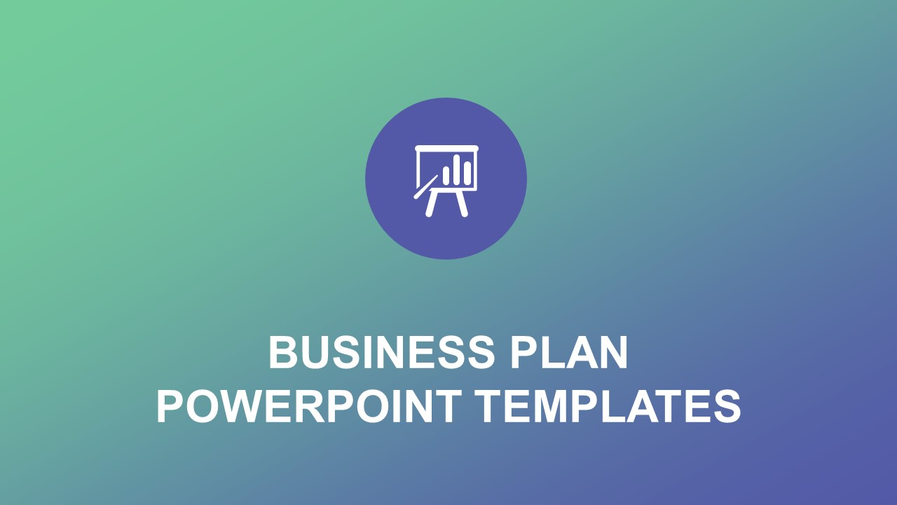 effective business plan powerpoint template slidemodel