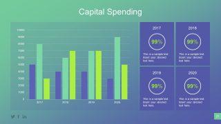 Creative Financial Analysis Presentation