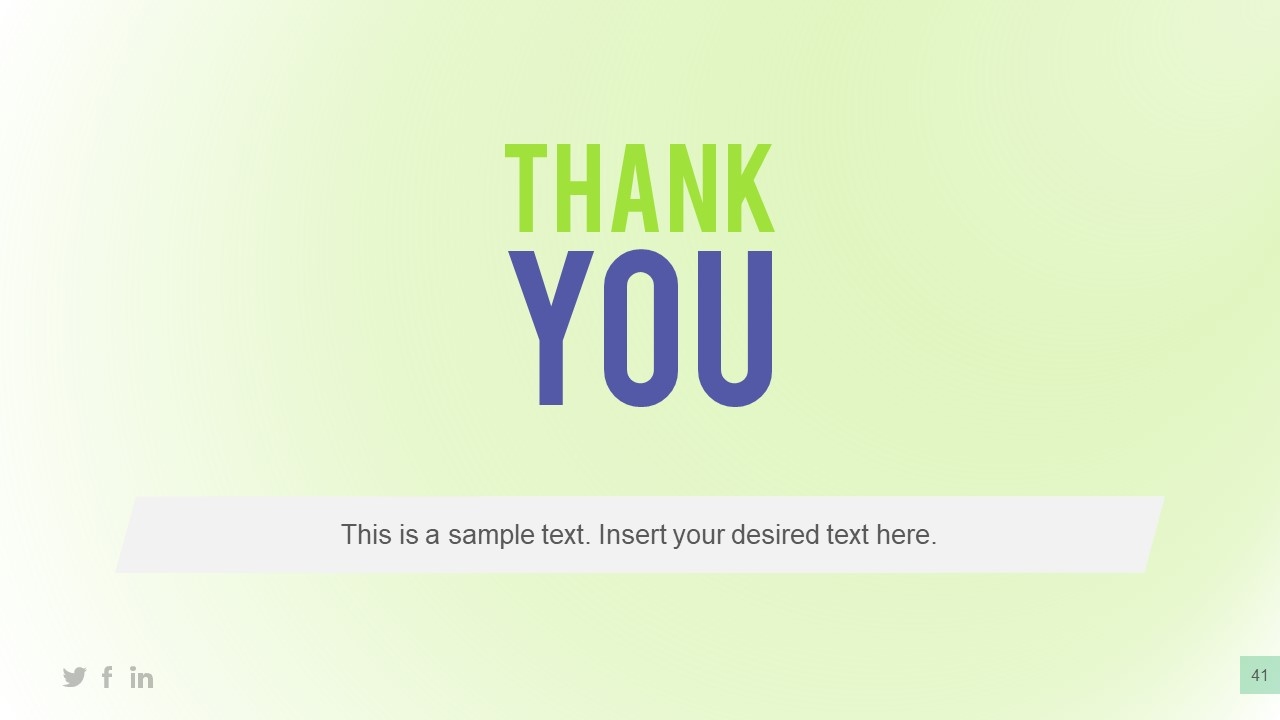 thank you slide ending presentation