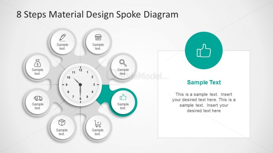 Vector Diagram Template of Infographics