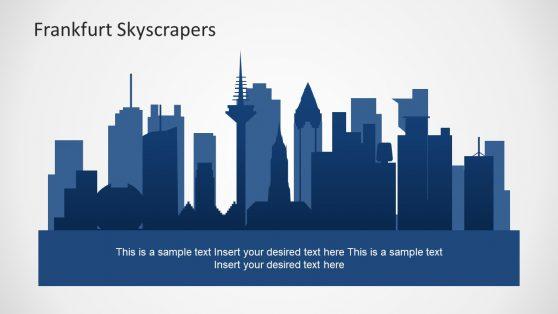Skyline Silhouette Presentation Slide