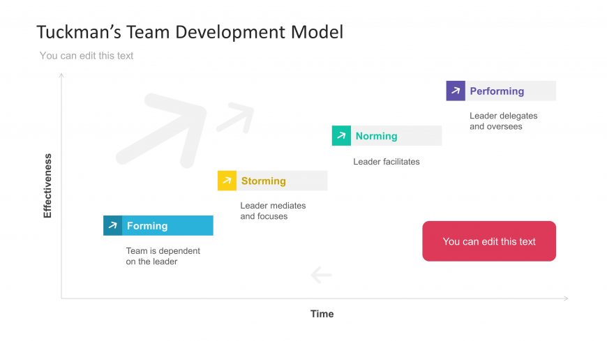 Business Model Team Management Chart