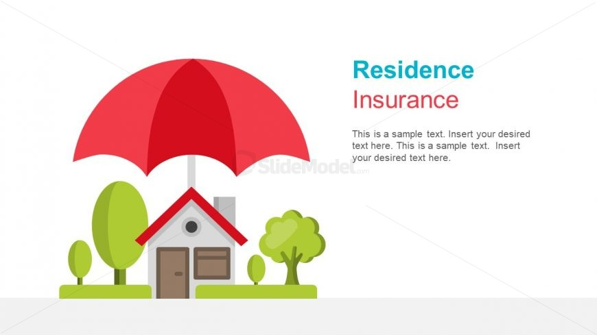 Slide of Protections for Home Insurance