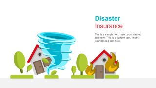 Disaster Insurance Industry for House